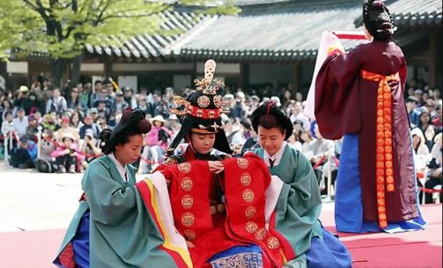 2017明成皇后追忆祭