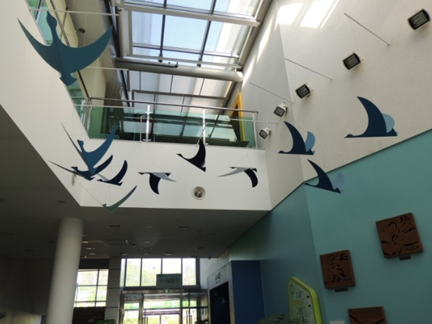 鸟类生态科学馆