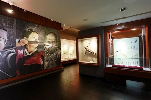 富川弓箭博物館