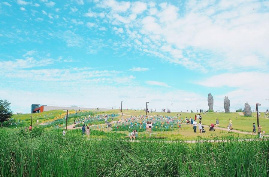 臨津閣和平世界公園(임진각 평화누리공원)