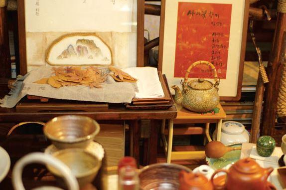 傳統茶館- 詩想(시상)