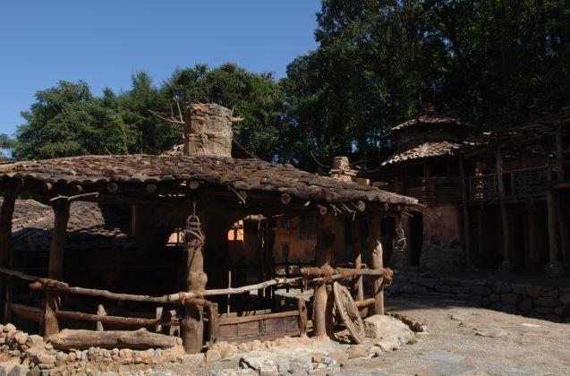 高句麗鐵匠鋪村(고구려 대장간 마을)