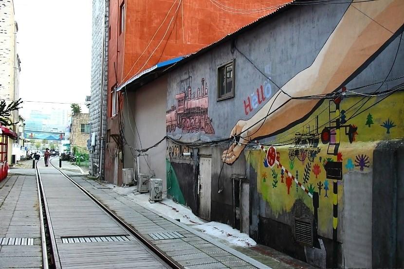 松炭羅德奧街、平澤新場洞購物街(송탄 로데오거리, 평택 신장동 쇼핑가)