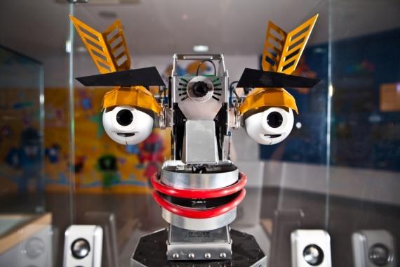 富川機器人公園(부천 로보파크)
