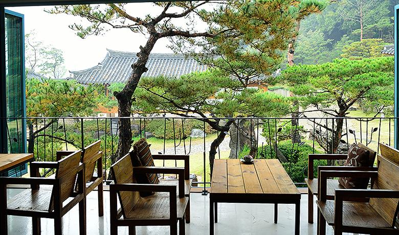朝鮮王家豪華露營場(조선 왕가 Royal Cabana)
