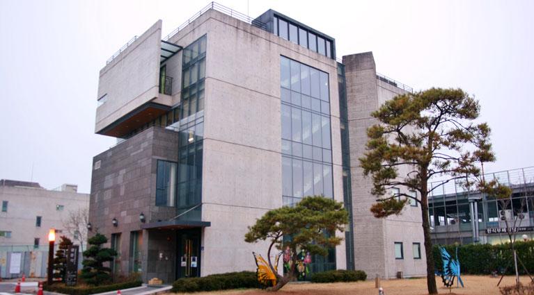 蝴蝶國博物館(나비나라 박물관)