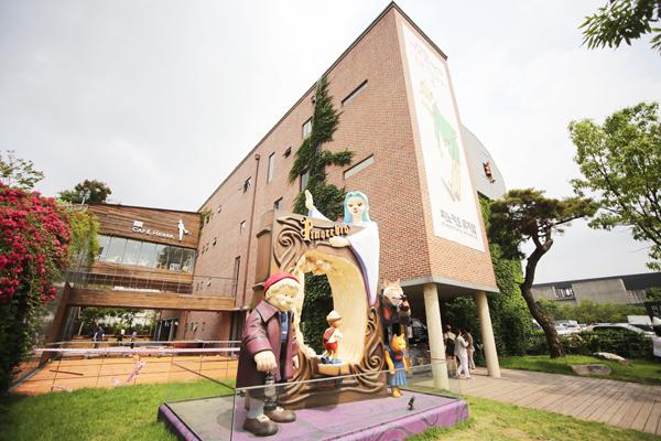 小木偶博物館(피노키오 뮤지엄)
