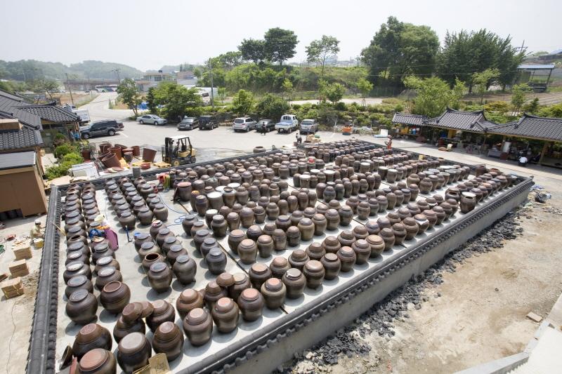 坡州長湍豆村(파주 장단콩 마을)