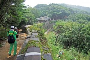 南漢山城(남한산성)