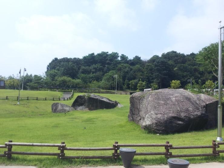 支石墓公園(고인돌 공원)