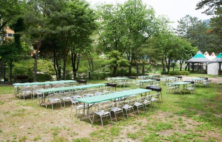 山井湖韓華渡假村(산종호수 한화리조트)京畿東北部地區主題派對場所3