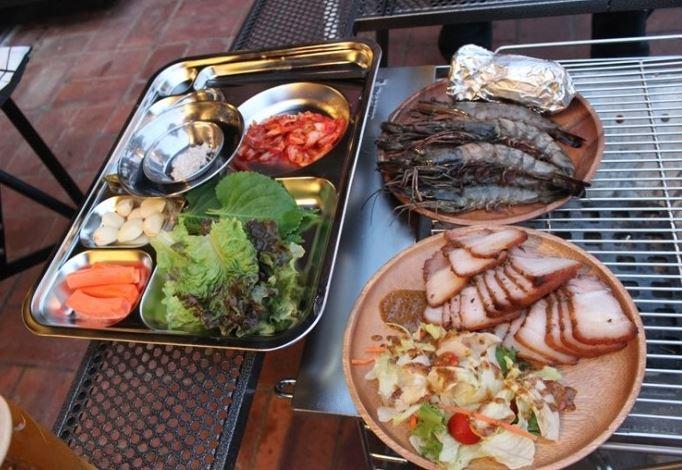Outdoor kitchen(아웃도어 키친)京畿西北部地區主題派對場所6