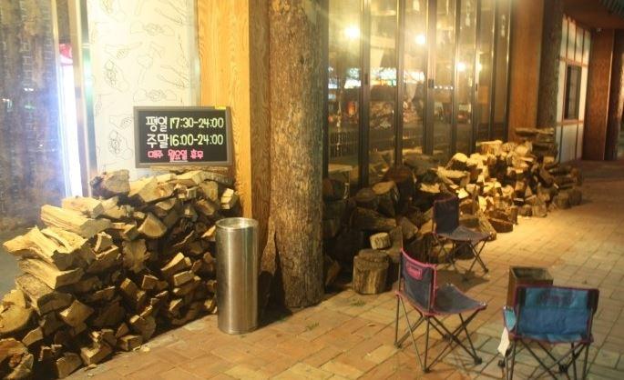 Outdoor kitchen(아웃도어 키친)京畿西北部地區主題派對場所3