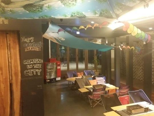 Outdoor kitchen(아웃도어 키친)京畿西北部地區主題派對場所4