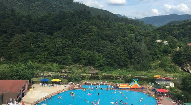 Kensington Resort 清平(켄싱턴 리조트)京畿東北部地區主題派對場所1