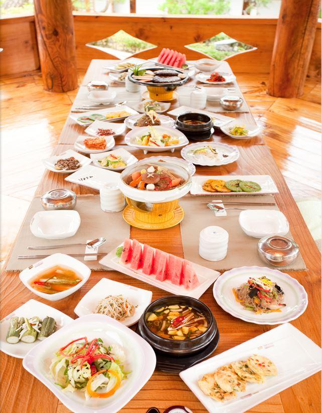 韓屋村韓餐廳(한옥마을 한식당)京畿東南部地區主題派對場所5