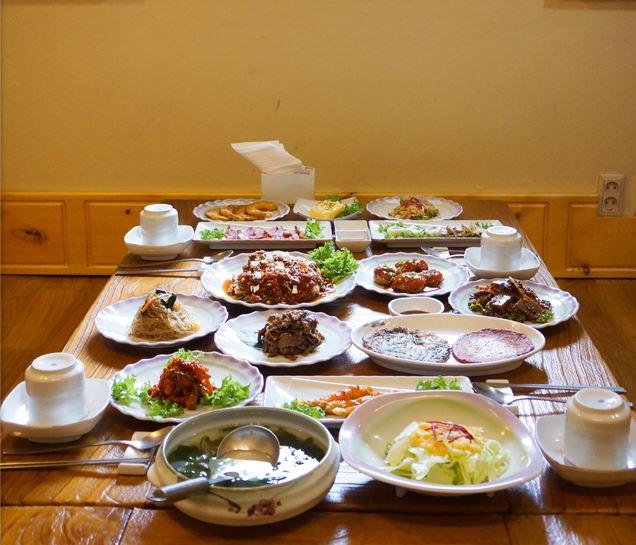 韓屋村韓餐廳(한옥마을 한식당)京畿東南部地區主題派對場所3
