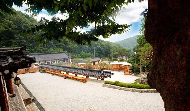 韓屋村韓餐廳(한옥마을 한식당)京畿東南部地區主題派對場所2